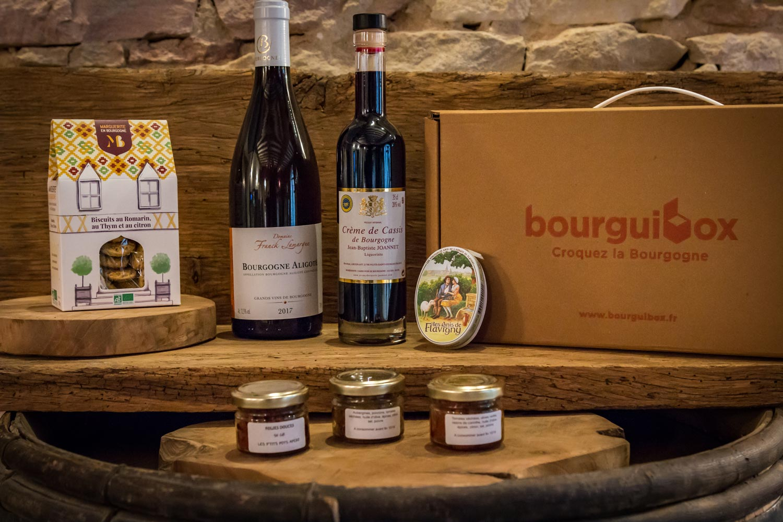 La Chanoine <h6>L'indémodable apéritif de Bourgogne !</h6>