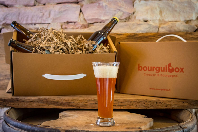 La Brassée <h6>L'excellence des brasseurs bourguignons</h6>