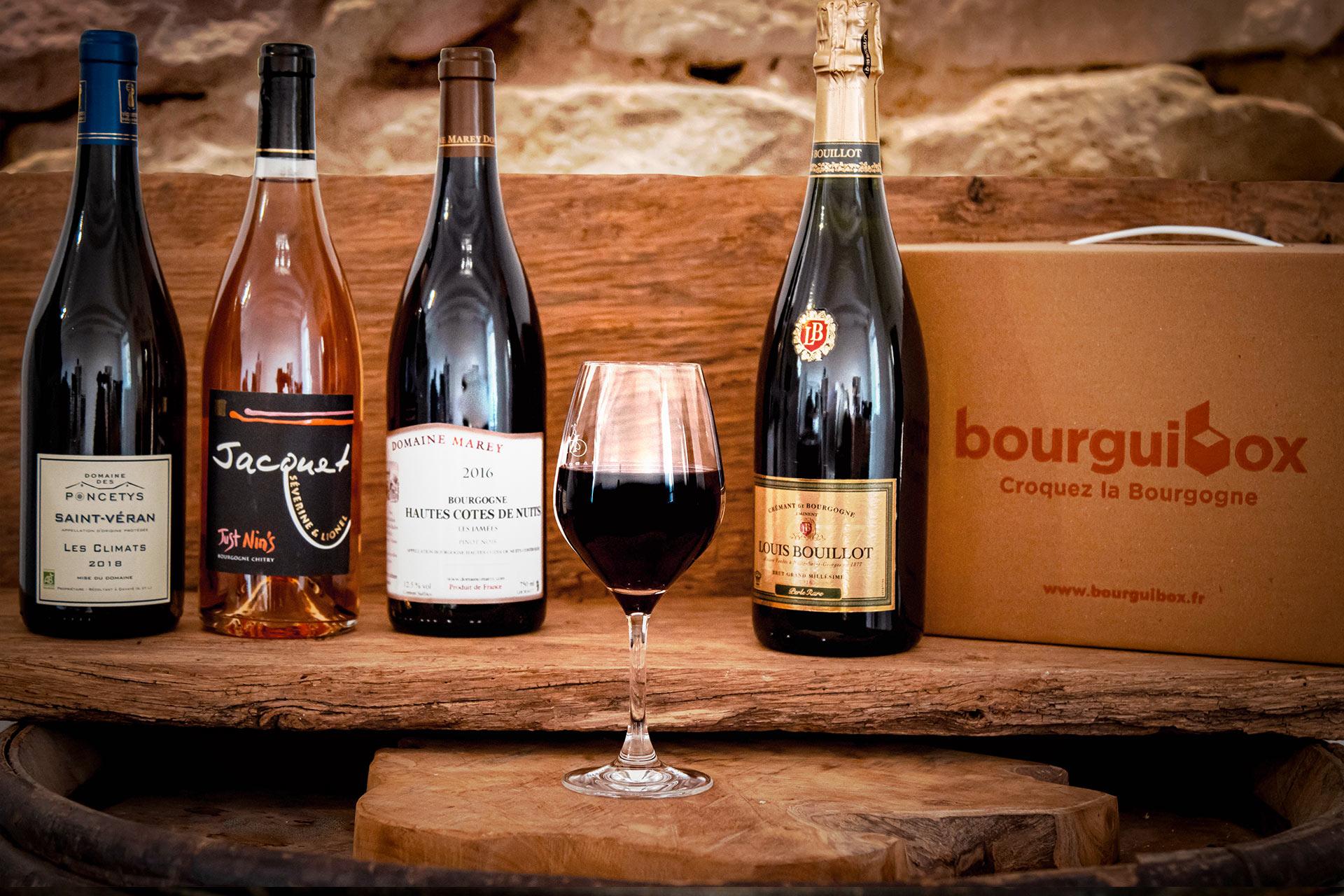 La Sommelière <h6>Notre route des vins !</h6>